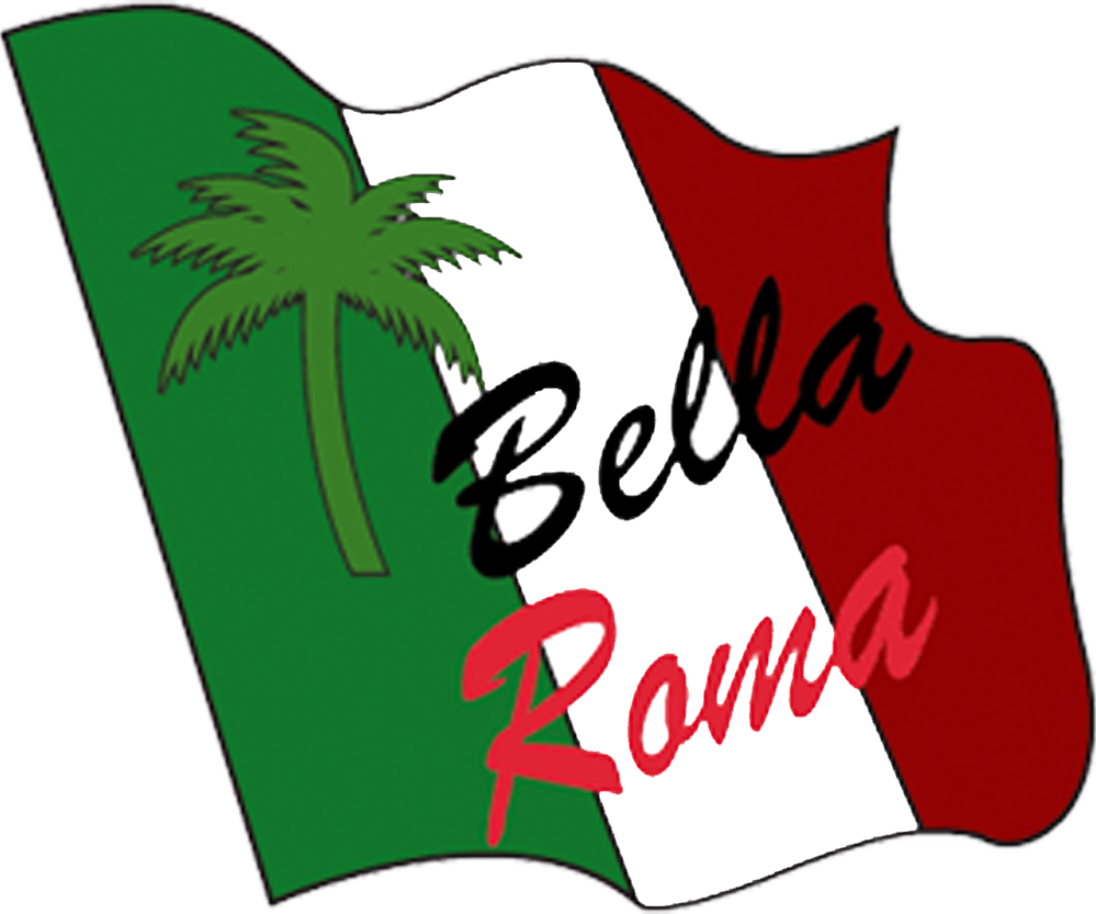 Logo Bella Roma Marknesse